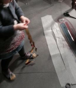 Chi gioca con il metro
