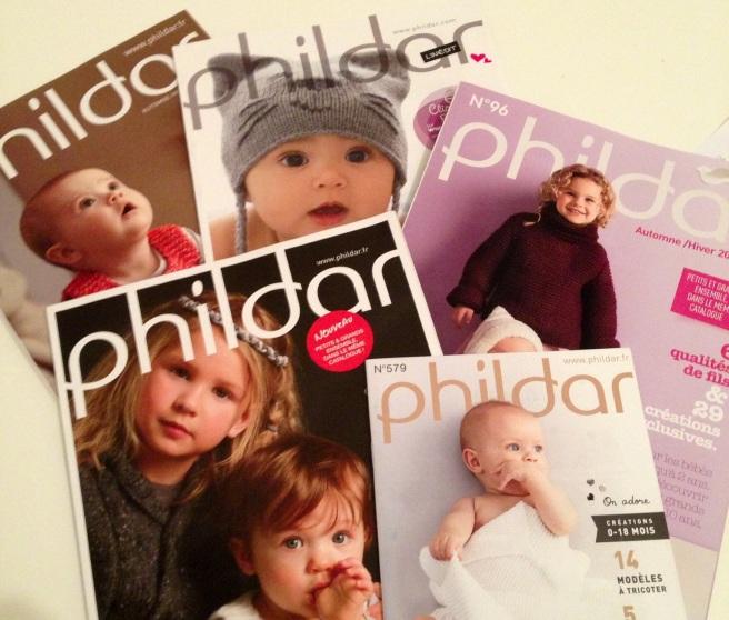riviste Phildar